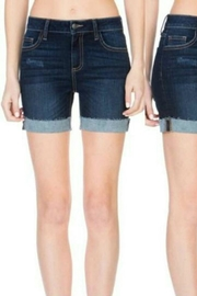 Cello Jeans Bermuda Shorts - Front cropped
