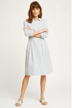 People Tree Bernice Shirt Dress - Alternate List Image