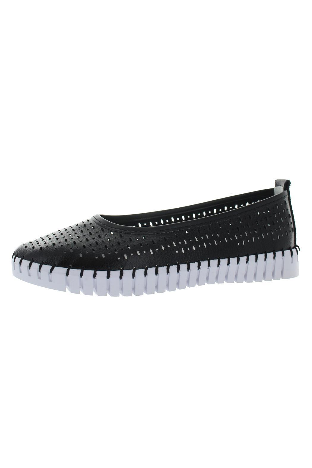 Bernie Mev Slip On Sneaker - Front Cropped Image