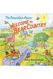 Harper Collins Publishers Bernstain Bears: Welcome To Bear Country - Product Mini Image