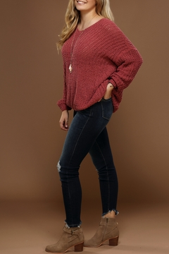 Miracle Berry Chenille Sweater - Alternate List Image