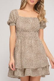 She and Sky Best By Far Dress - Front cropped