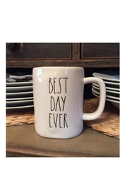 Rae Dunn Best-Day-Ever Mug - Product Mini Image