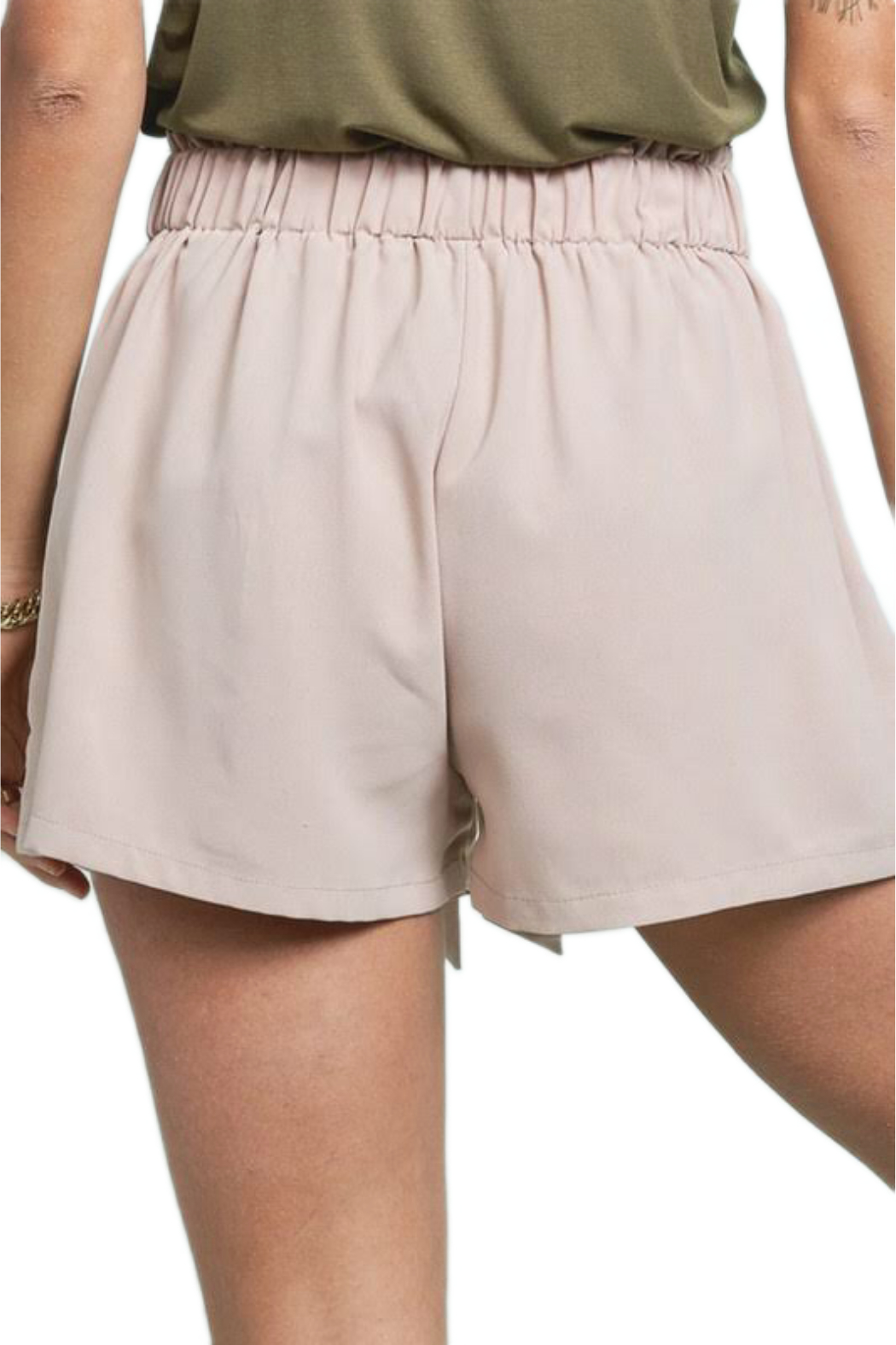 LA MIEL  Best Dressed shorts - Front Full Image