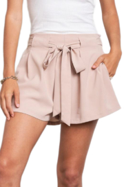 LA MIEL  Best Dressed shorts - Front cropped