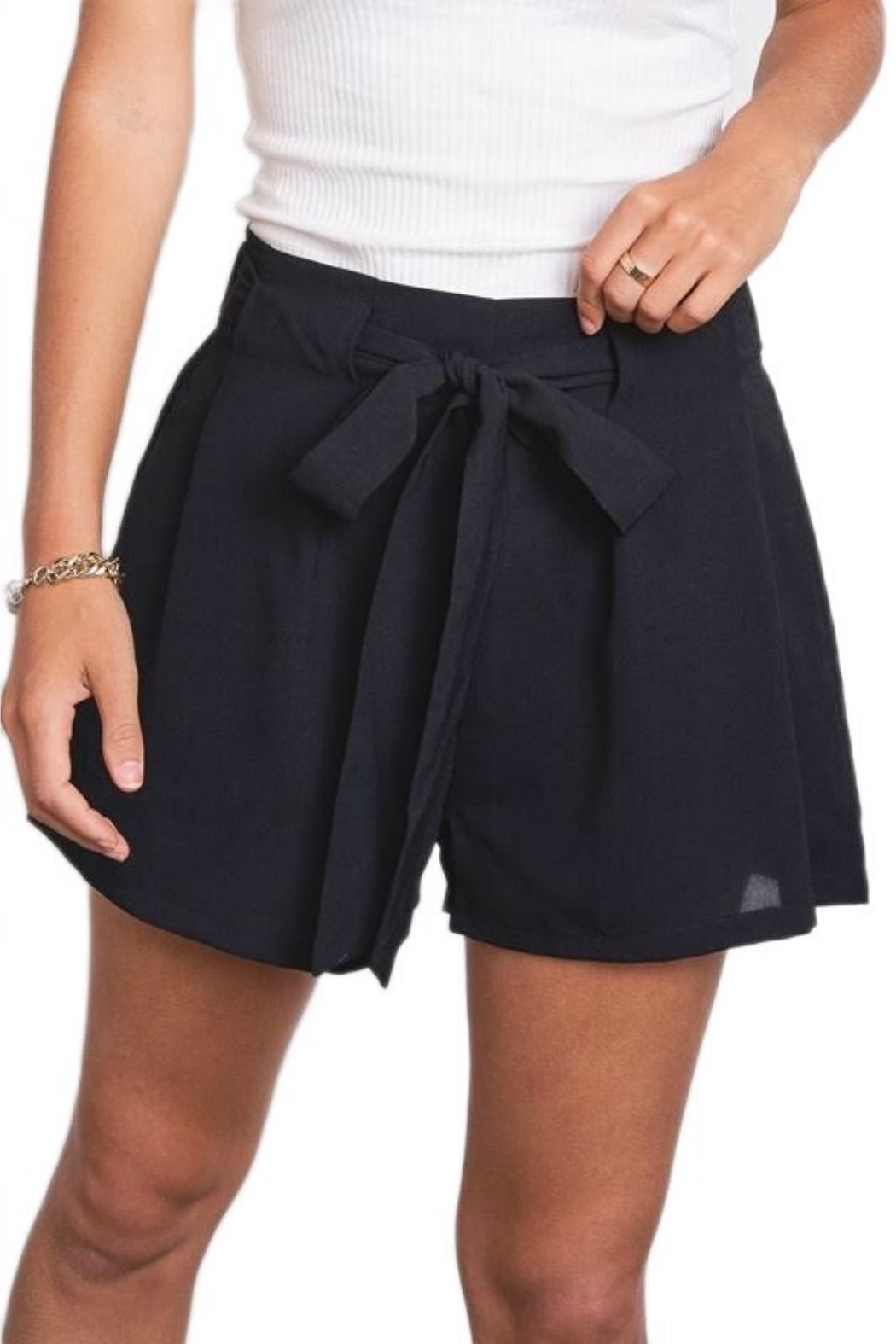 LA MIEL  Best Dressed shorts - Front Cropped Image