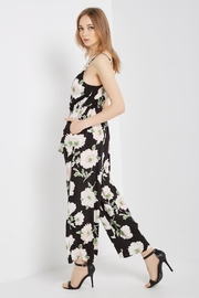 Soprano Best-Ever Floral Jumpsuit - Front full body