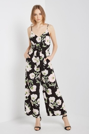 Soprano Best-Ever Floral Jumpsuit - Front cropped