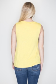 rock and rose Best Friend Tank - Side cropped