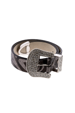 Shoptiques Product: Zebra Printed Belts
