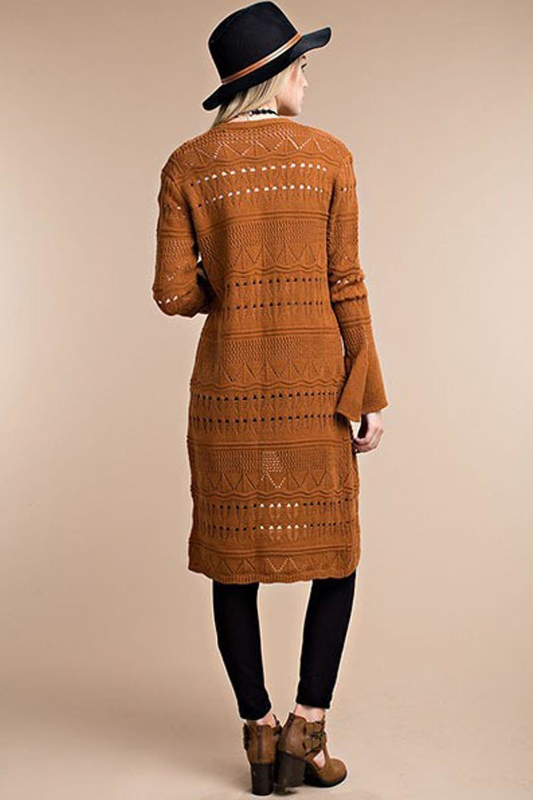 Best Hippie Chic Cardigan - Front Full Image