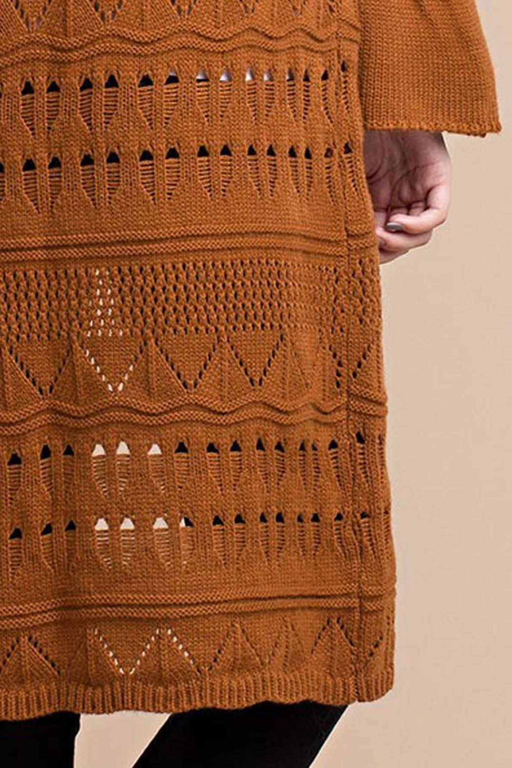 Best Hippie Chic Cardigan - Side Cropped Image