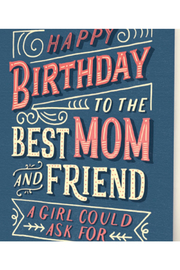 Studio oh! Best Mom and Friend BD Card - Product Mini Image
