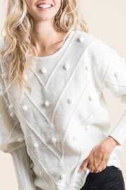 Bibi Best Of The Best Sweater - Front cropped