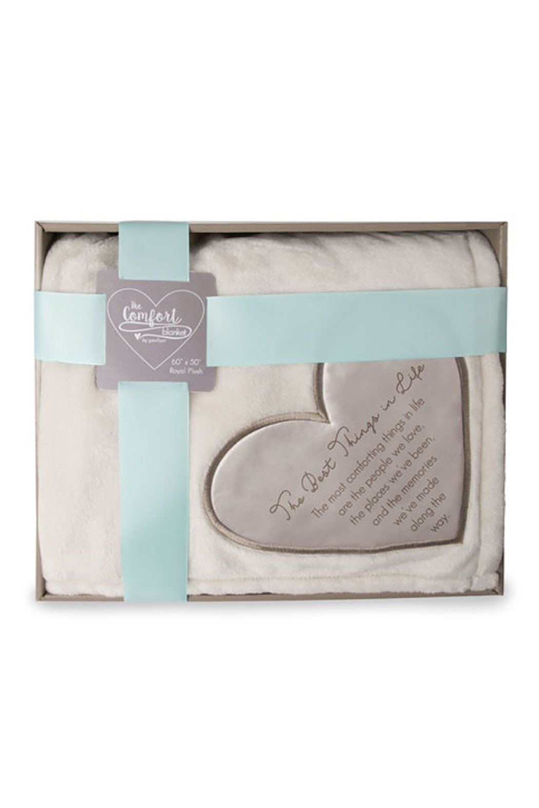 Pavilion Best Things In Life Blanket - Front Full Image