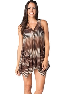 Shoptiques Product: Best traveling Swim suite cover -up/ tunic  with pockets