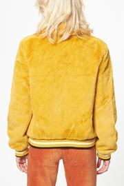 Best Mountain Moutarde Bomber Jacket - Side cropped