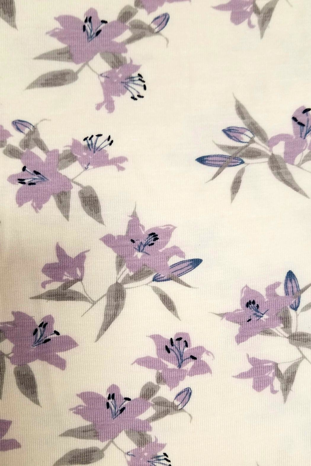 Bestaroo Baby-Girls Lavender-Lily Coverall - Side Cropped Image