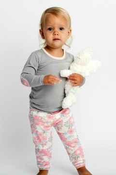 Shoptiques Product: Toddler Floral Loungewear