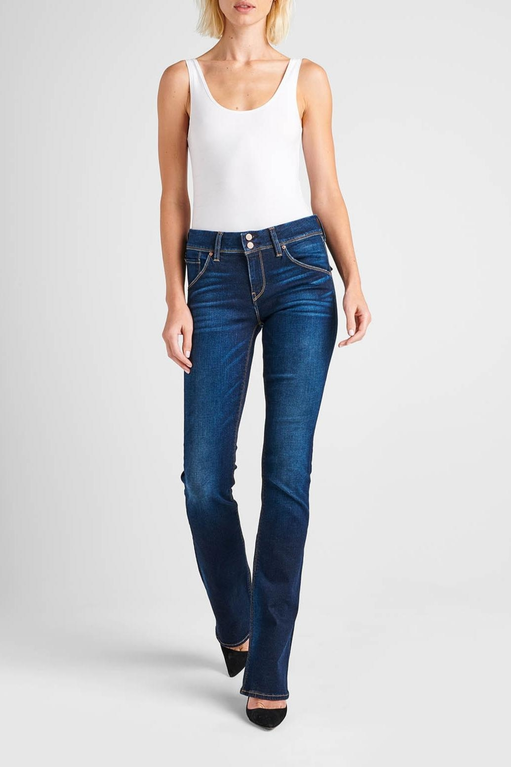 Hudson Jeans Beth Baby-Bootcut Fullerton - Side Cropped Image