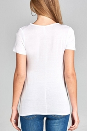 Active Basic Beth Basic Tee - Front full body