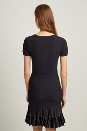 French Connection Beth Knit Dress - Back cropped