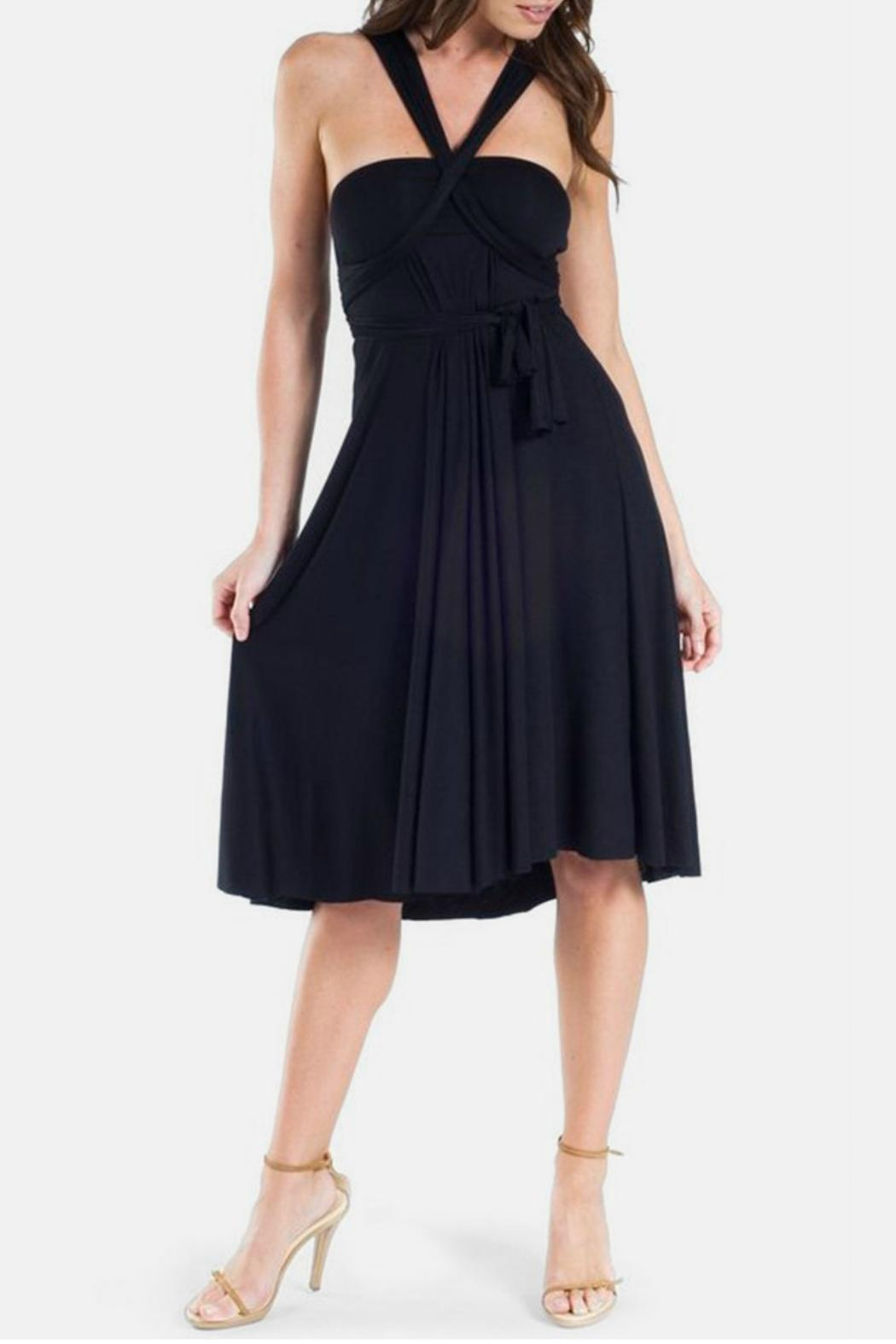 Beth Friedman Convertible Dress & Skirt - Front Cropped Image