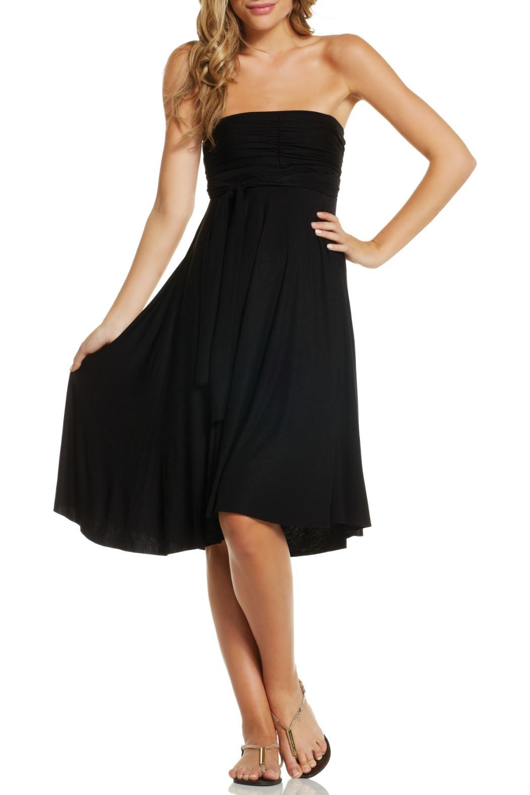 Beth Friedman Convertible Dress & Skirt - Back Cropped Image