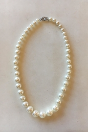 Beth Friedman Faux White Pearls - Product Mini Image