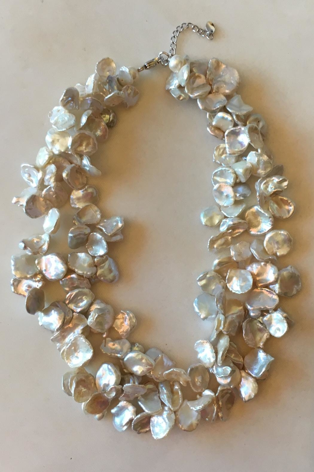 Beth Friedman Natural Pearl Necklace - Main Image