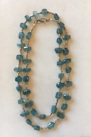 Beth Friedman Kyanite Gemstone Necklace - Product Mini Image