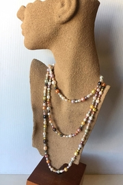 Beth Friedman Multicolor Freshwater Pearls - Front full body