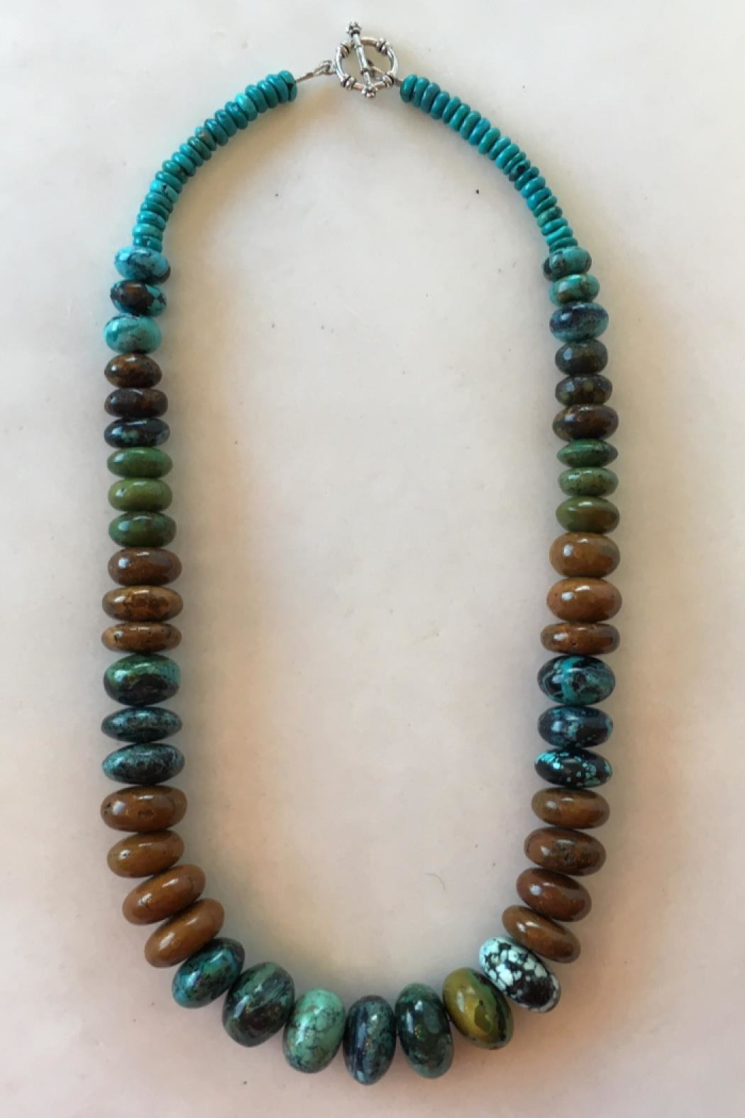 Beth Friedman Multicolor Turquoise Necklace - Main Image