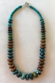 Beth Friedman Multicolor Turquoise Necklace - Product Mini Image