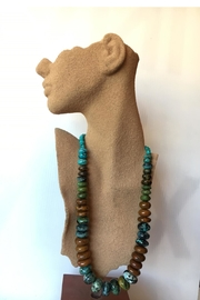 Beth Friedman Multicolor Turquoise Necklace - Front full body