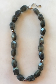 Beth Friedman Natural Labradorite Necklace - Product Mini Image
