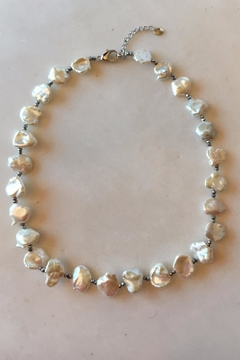 Beth Friedman Natural Pearl Necklace - Product List Image