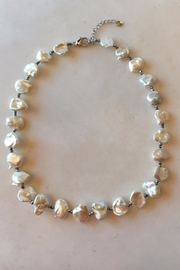 Beth Friedman Natural Pearl Necklace - Product Mini Image