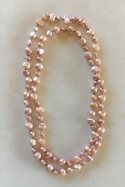 Beth Friedman Pink Freshwater Pearls - Product Mini Image