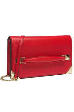 Shoptiques Product: Front Strap Clutch