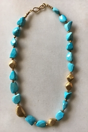 Beth Friedman Sleeping Beauty Turquoise - Front cropped