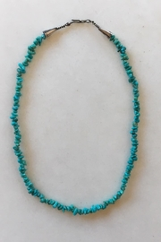 Beth Friedman Turquoise Nuggets Necklace - Product Mini Image