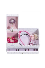 Mele & Co Bethany Ballerina Jewelrybox - Front full body