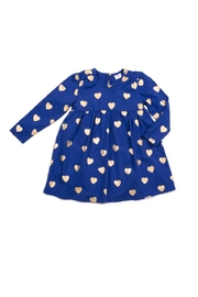 Egg  by Susan Lazar Bethany Heart Dress - Front cropped