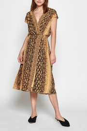 Joie Bethwyn-C Wrap Dress - Product Mini Image