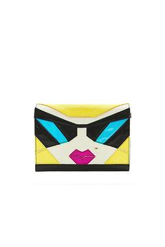 Shoptiques Product: Betsey Face Crossbody Bag