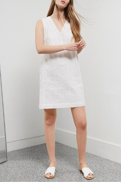 Great Plains Betsy Broidery Dress - Product List Image