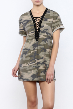 Shoptiques Product: Camo Dress
