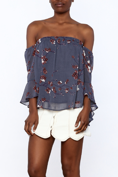 Better Be Floral Print Top - Product List Image