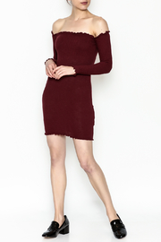 Better Be Long Sleeve Dress - Side cropped